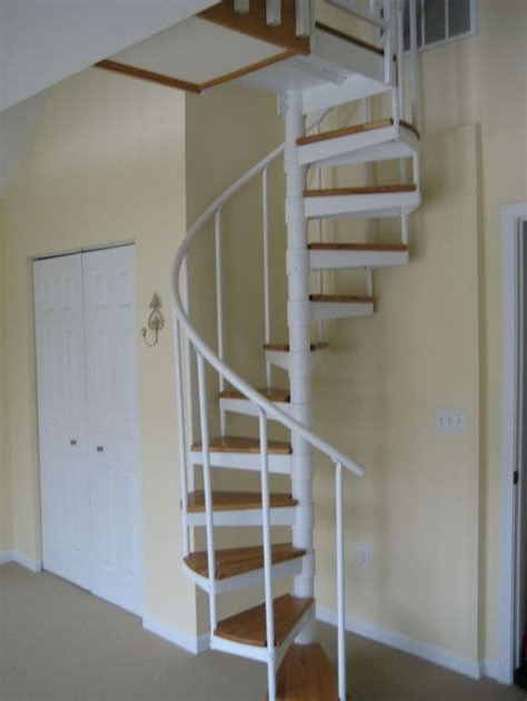 An Attic Ladder Is A Retractable Stairs That Pulls Down