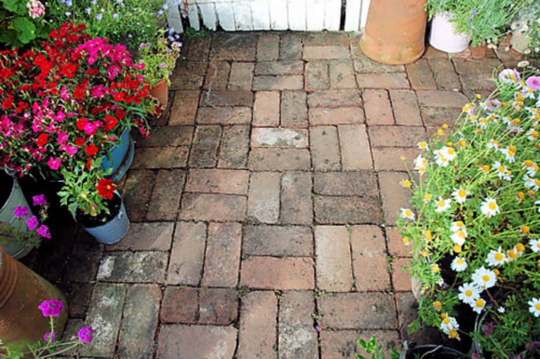 Awesome Brick Patterns Patio Ideas For Beautiful Yard 7507