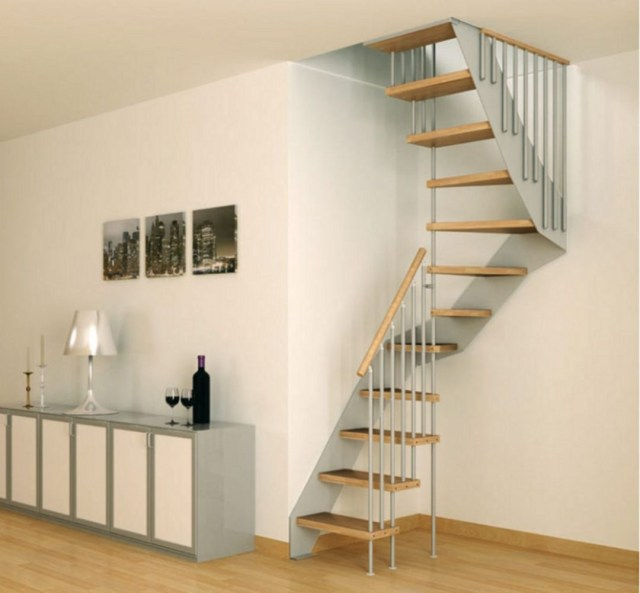 Awesome Loft Staircase Design Ideas You Have To See 06