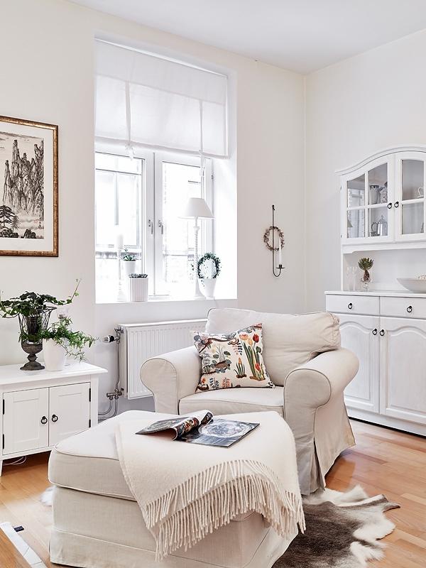 Awesome White Dcor Adorable Home