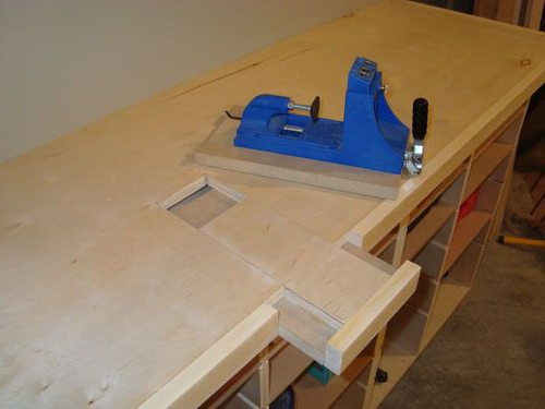 Base For A Kreg Pocket Hole Jig Davewatha