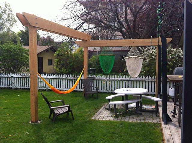 Basic Elements Fabrication Custom Backyard Pergolas For