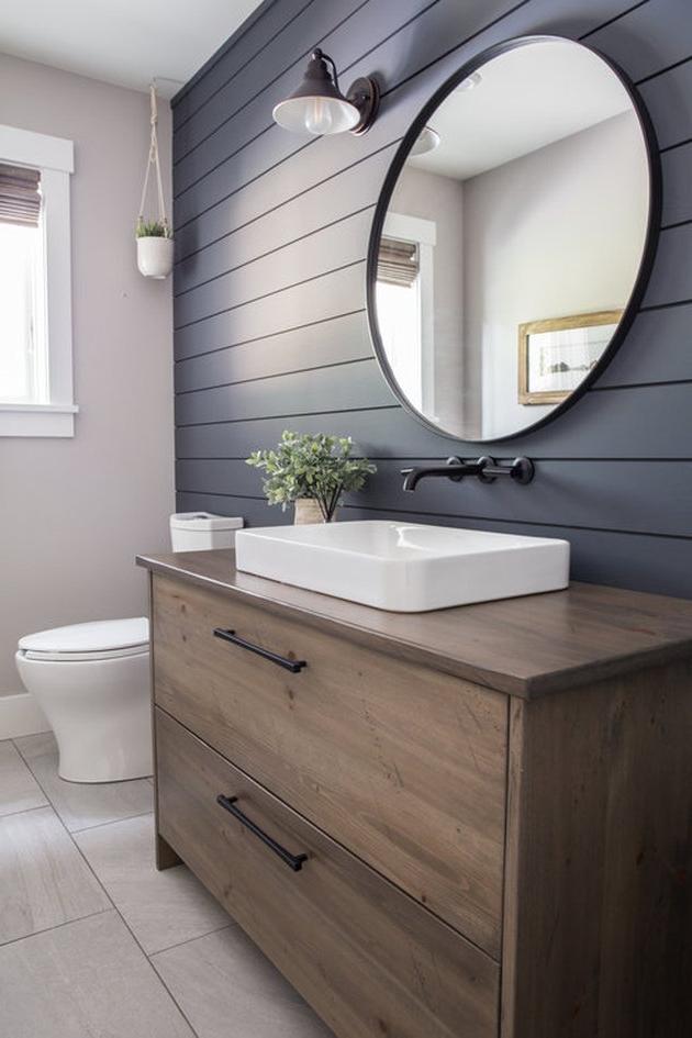 Bathroom Backsplash Ideas And Inspiration Hunker