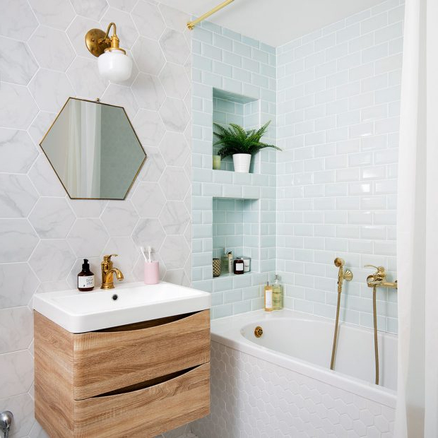 Bathroom Ideas Designs Trends And Pictures Ideal Home