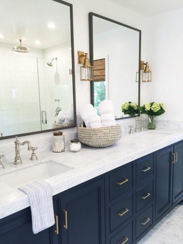 Bathroom Inspiration Cottage Loving