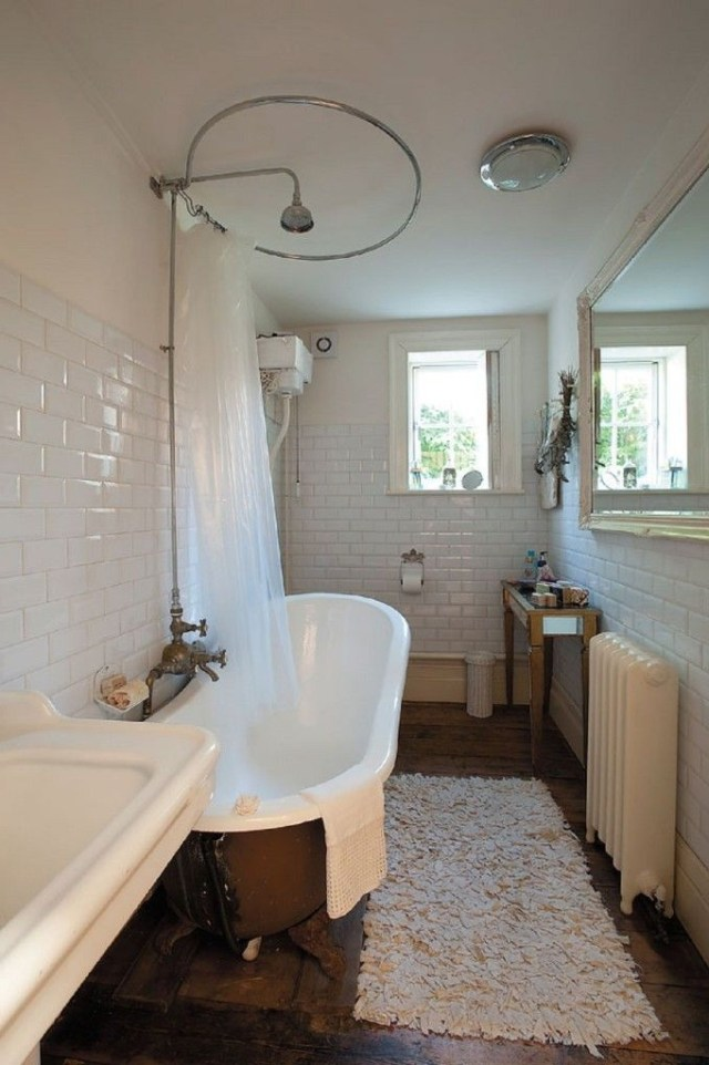 Bathroom Roll Top Bath Taps Standing Victorian Bath Ideas