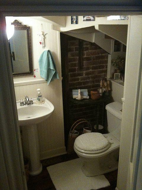 Bathroom Under The Stairs Bathroom Under Stairs Under