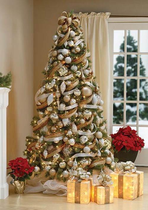 Beautiful Christmas Tree Decorations Ideas Christmas