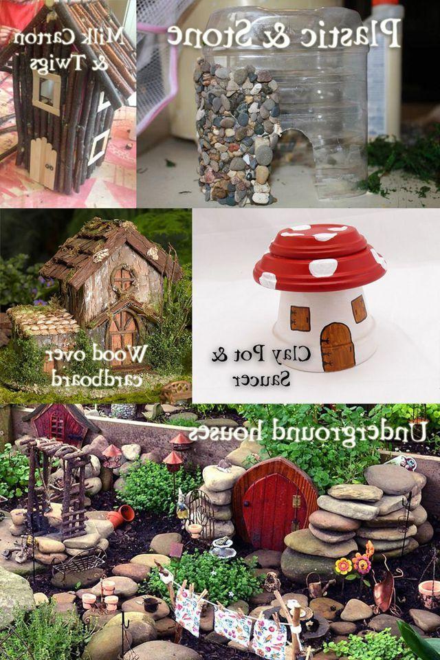 Beautiful Fairy Garden Ideas That Easy To Make It 01