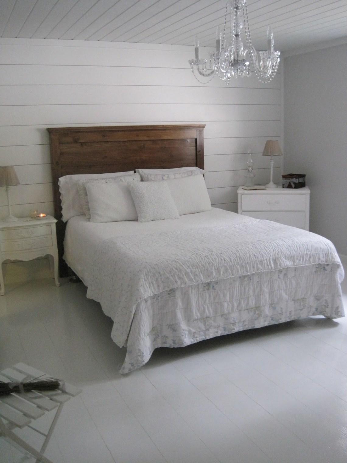 Beautiful Nest Reclaimed Wood Headboard Master Bedroom