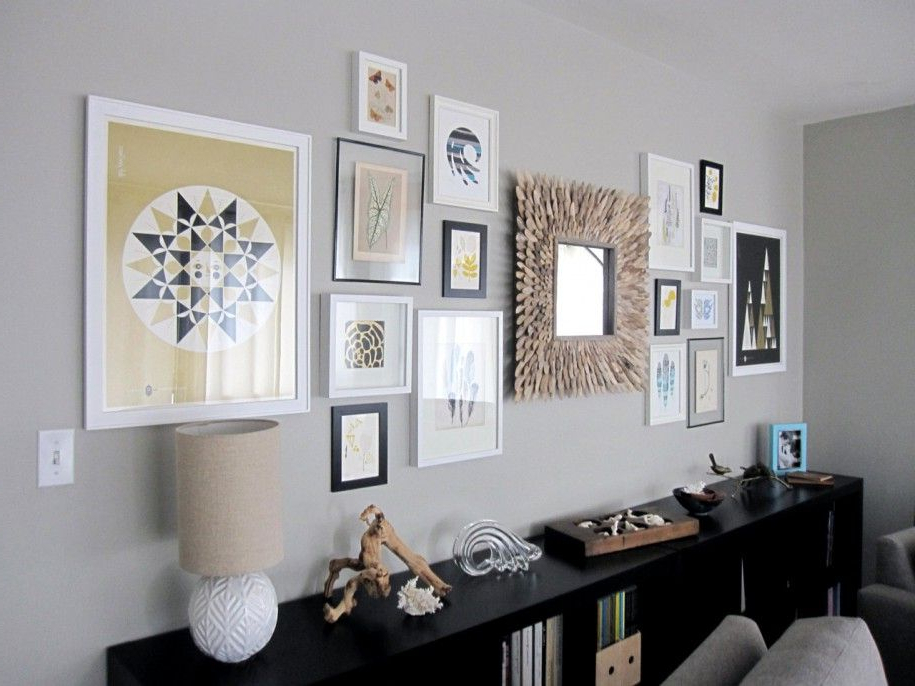Beautiful Wall Picture Collage Ideas Inspirations Amazing