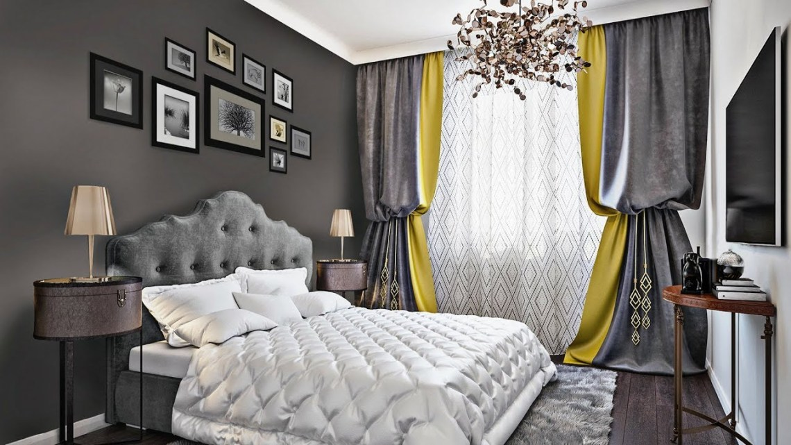 Bedroom Curtains Designs Of 2018 Beautiful Curtain