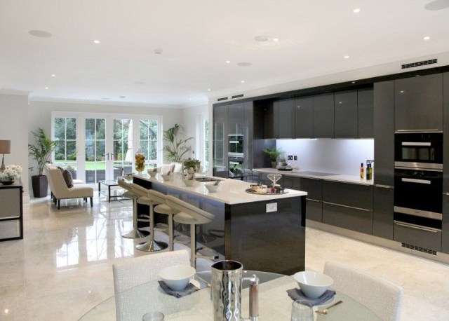 Bespoke Architecture Interiors From Luxury Property