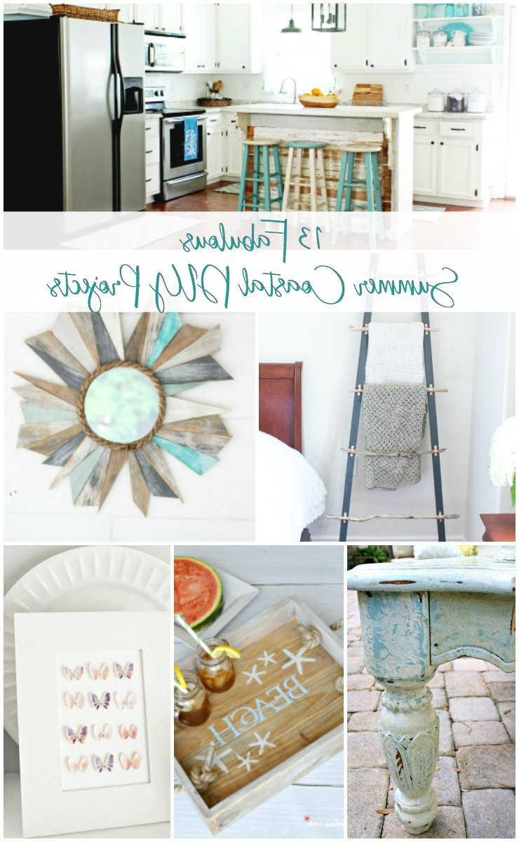 Best Diy Beach Decor Ideas For The Summer Sustain My