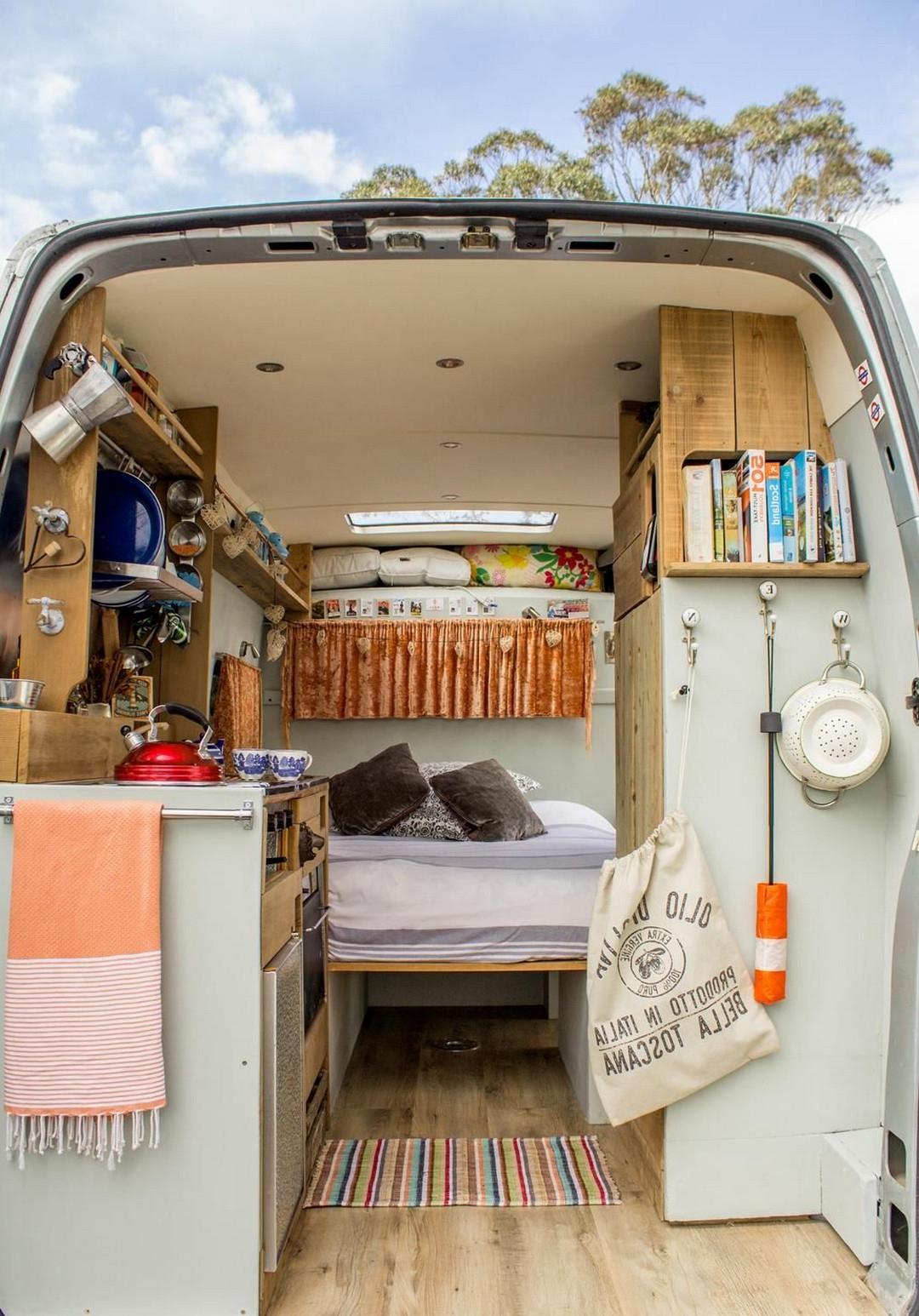 Best Diy Guide To Living In Your Rv Van 5 Vanchitecture