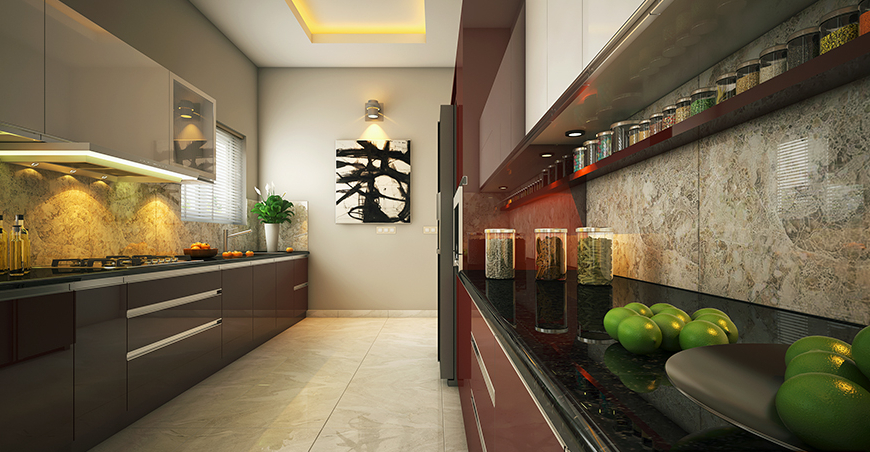 Best Modular Kitchen Designers In Kerala Latest Kitchen