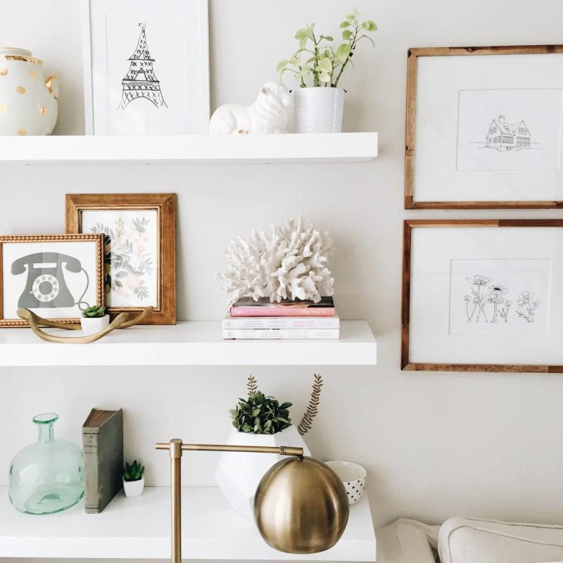 Bookshelf Style Amber Interiors