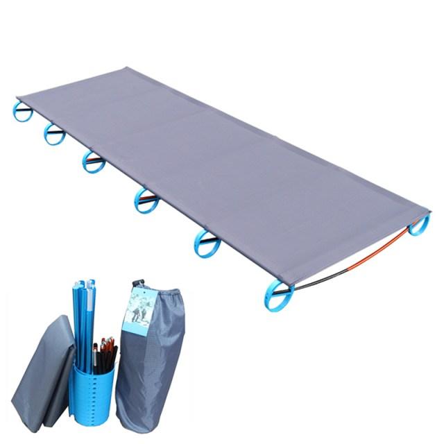 Camping Mat Ultralight Sturdy Comfortable Portable Single
