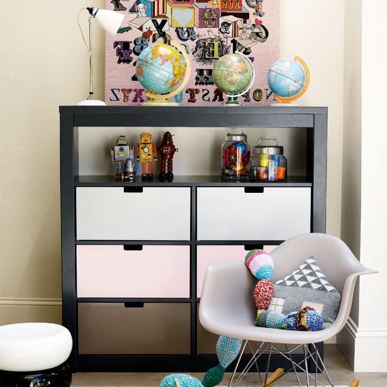 Childrens Room Storage Ideas Housetohomecouk