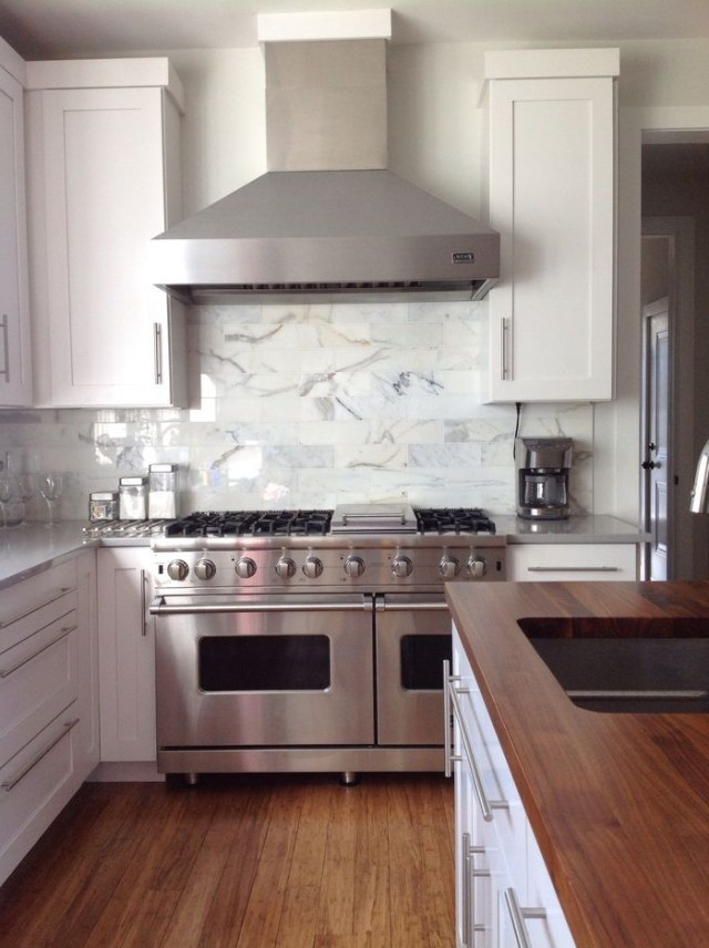Clean And Contemporary Contemporary Kitchen Photos