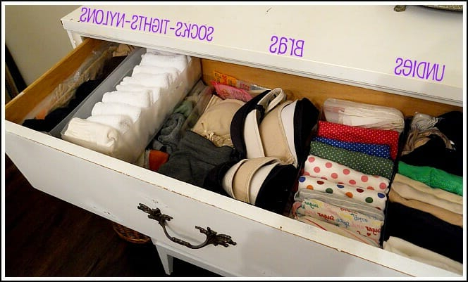 Clothes Clutter Organizing All Your Accessories Andrea