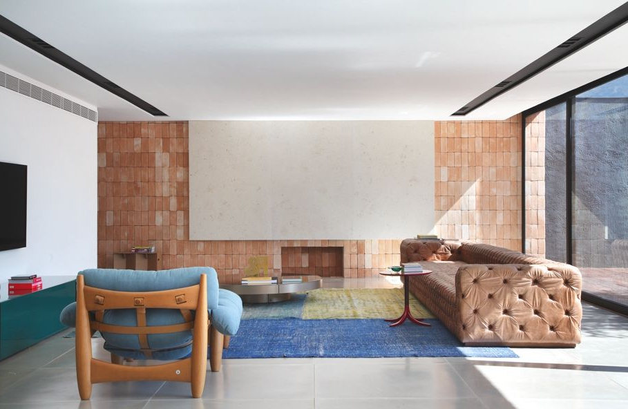 Contemporary Architectural Design Brazil Adelto 10