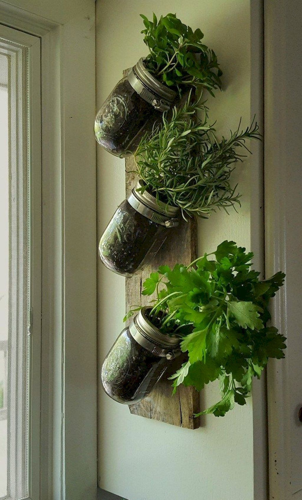 Cool 60 Easy To Try Herb Garden Indoor Ideas Https