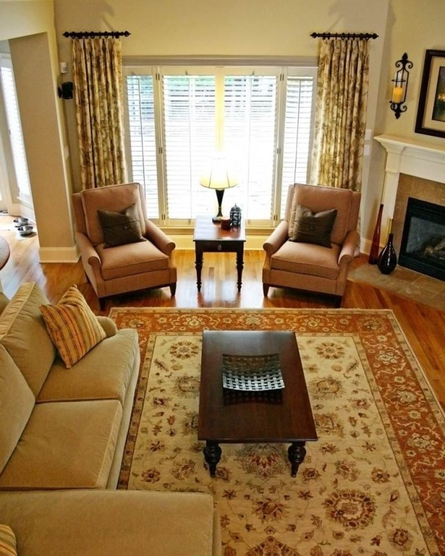 Cool Casual Traditional Living Room Design 2019 Ideas