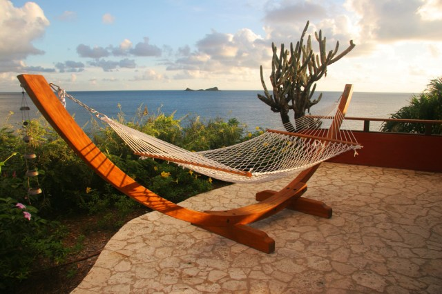 Cool Hammock Stands Decoration Ideas For Pool Traditional