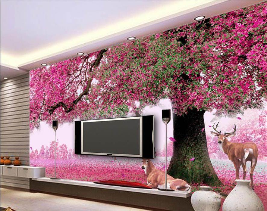 Cool Unique 3d Wall Design