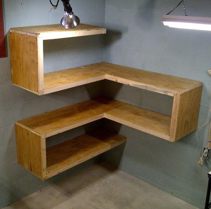 Corner Shelving Shelves Diy Corner Shelf Wall Shelves