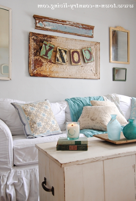 Cozy Decorating Farmhouse Style Town Country Living