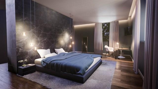 Create A Modern Bedroom Interior In Blender In 35 Minutes