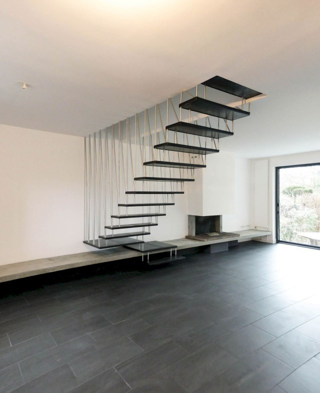 Creative Design Ideas For Exposed Pipes Staircase Design