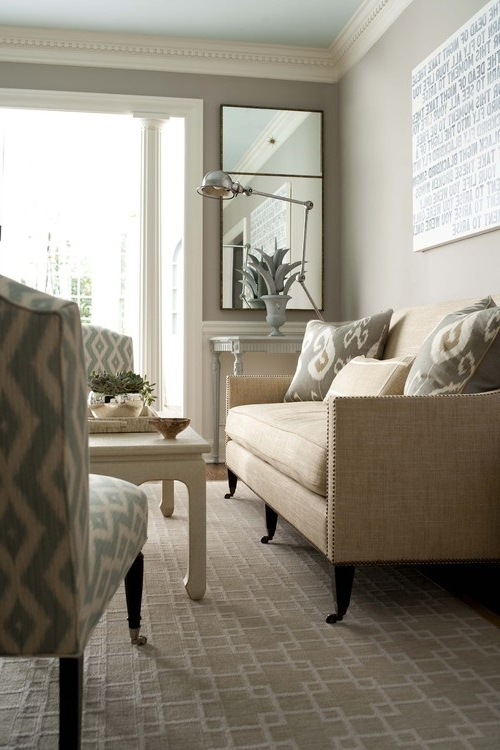 Creative Ways To Decorate Your Living Room Without