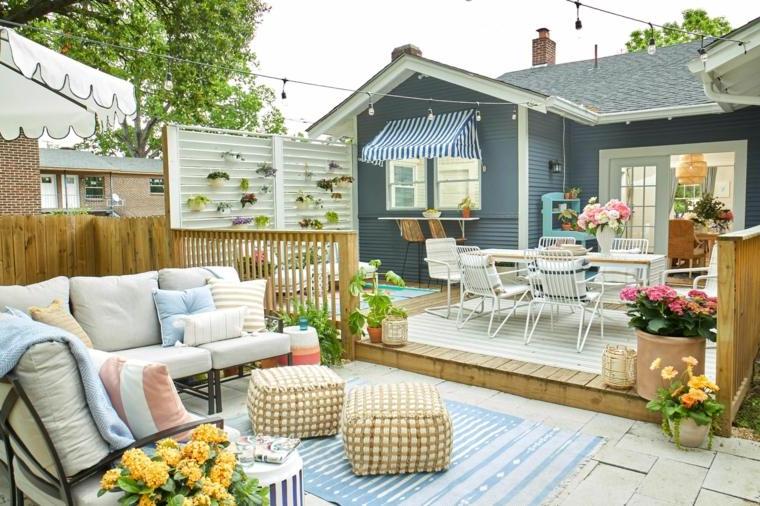 Dco De Terrasse Moderne Et Ides Pour Le Balcon Les