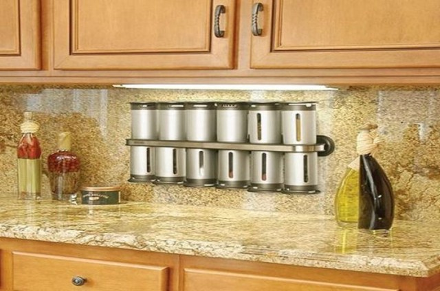 Declutter Your Kitchen Counter Another Great Idea To Keep