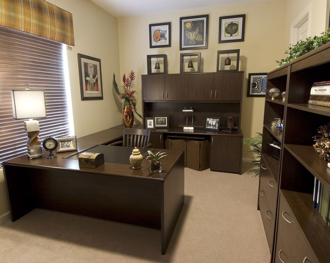 Decorate Office At Work Creating Your Perfect Home