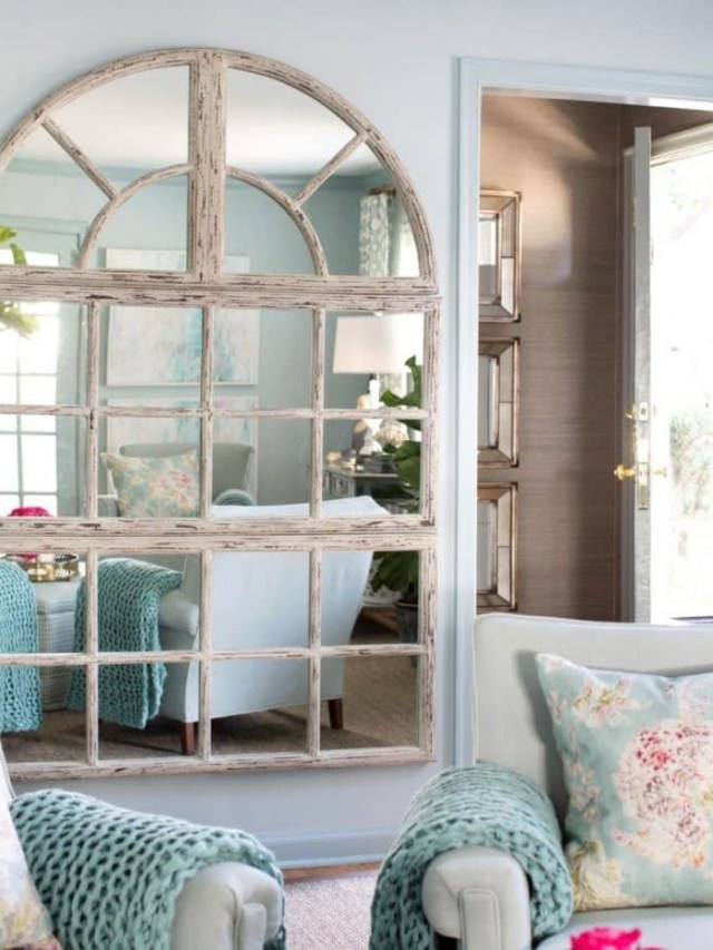 Decorating Your House With Large Mirrors Wearefound Home