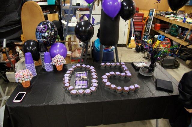 Decoration Ideas For Male 50th Birthday Party