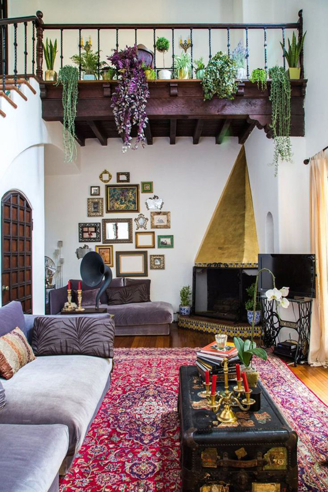 Design Crush Bohemian Decor House Of Hipsters