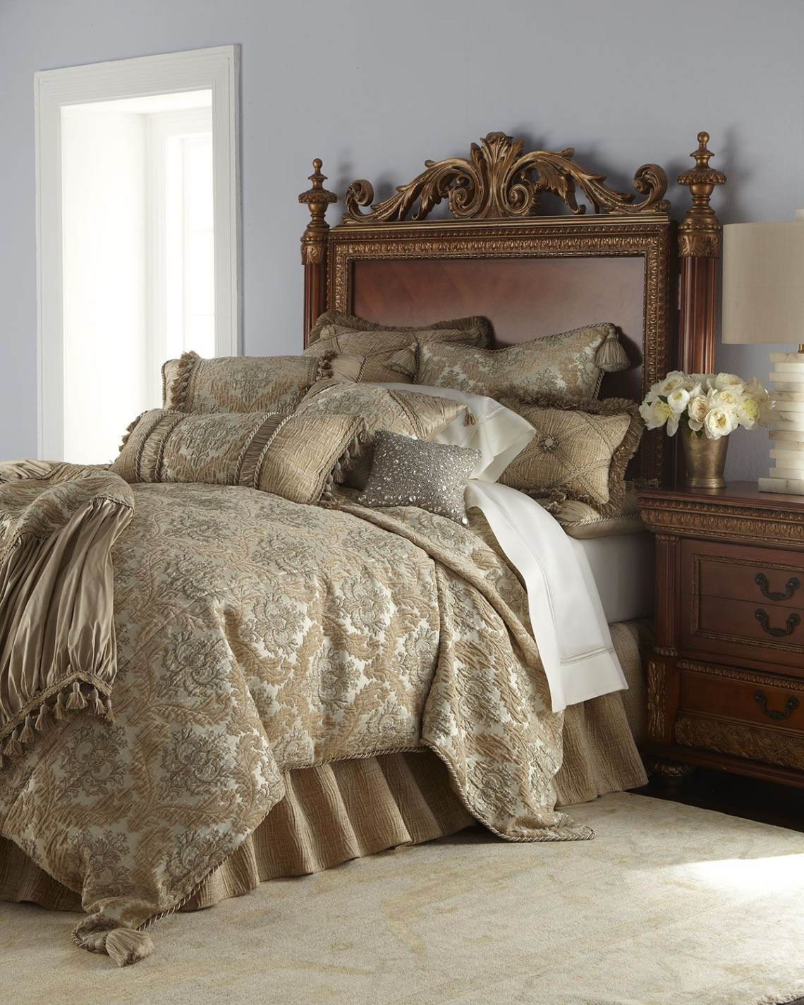 Dian Austin Couture Home Florentine Bedding Luxury Bedding