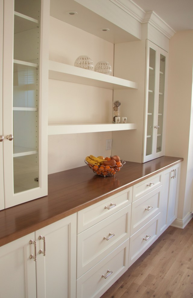 Dining Room Built In Cabinets And Storage Design 1