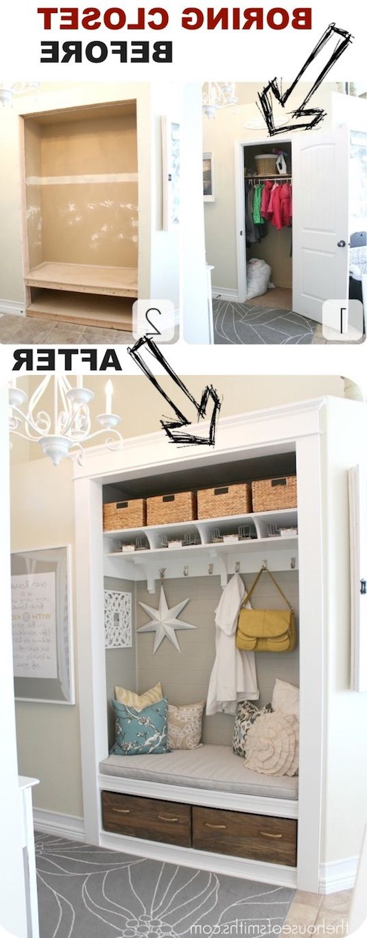 Diy Closet Makeover A List Of Some Of The Best Home