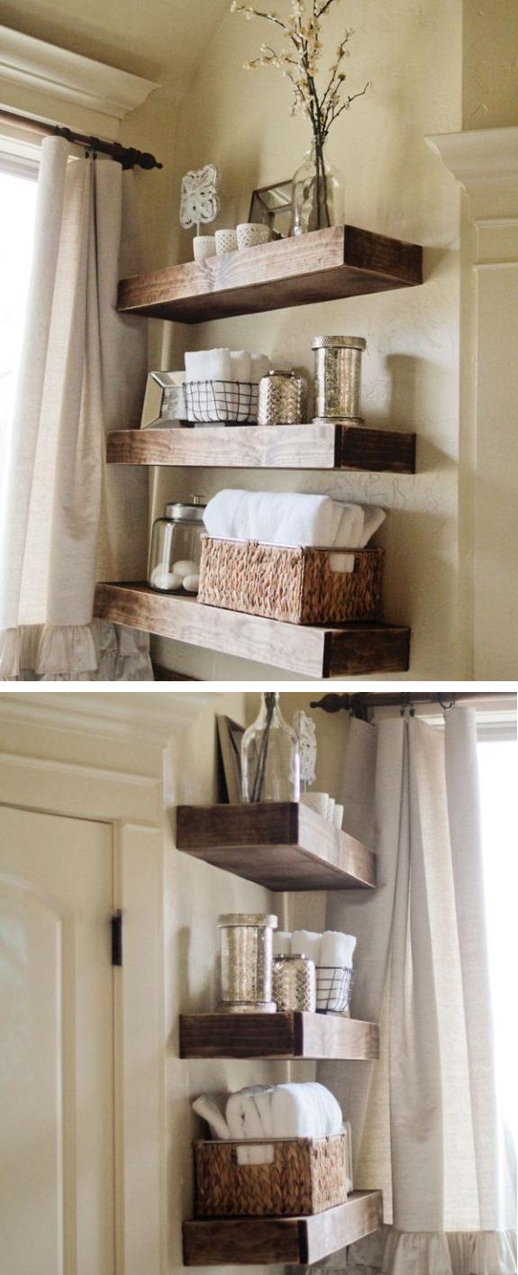 Diy Floating Shelves Home Decoz