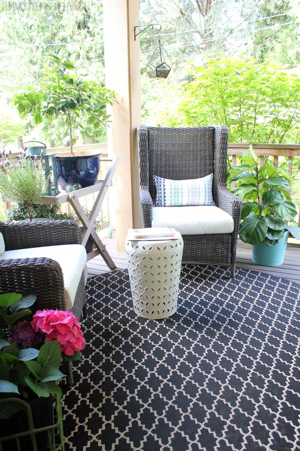 Easy Breezy Summer Front Porches Decks Satori Design