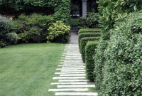 Easy Garden Path Walkway Ideas Outdoor Living