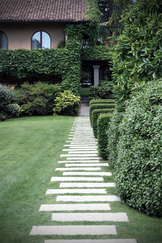 Easy Garden Path Walkway Ideas Outdoor Living