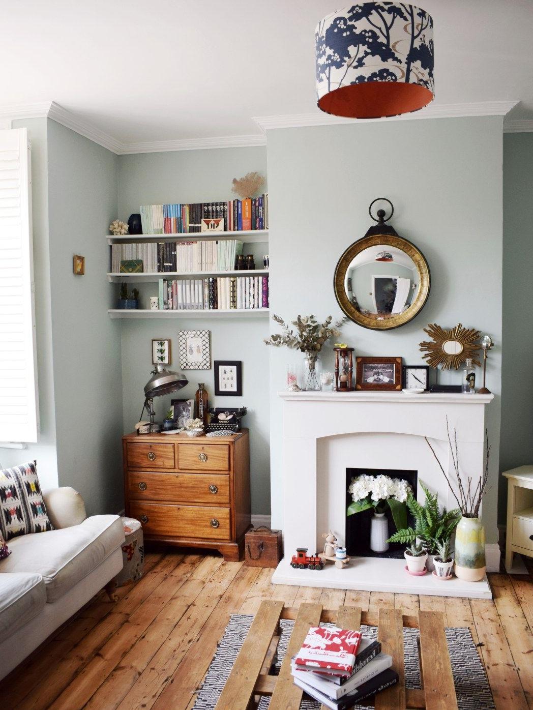Eclectic Modern Bohemian Vintage Interior Decor Farrow