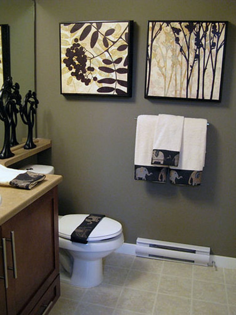 Effective Bathroom Decorating Ideas At An Affordable